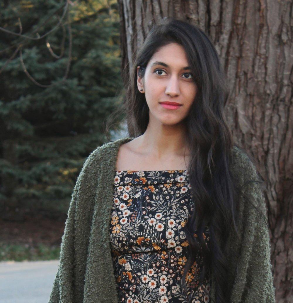 Mohena Kaur - Research