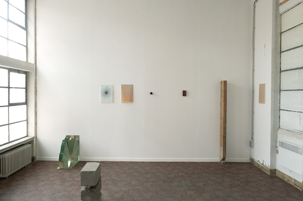 """SYZYGY"" installation view  n+1, Cas.co, Leuven, Belgium."