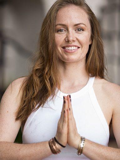 Jenna Mitchell / TRX / Family Yoga