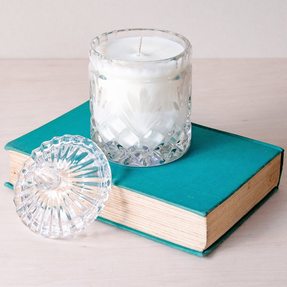 Shop Soy Candles -