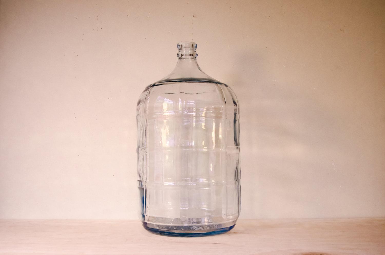 C 1938 1942 Crisa 5 Gallon Glass Water Jug Revival Studio Co