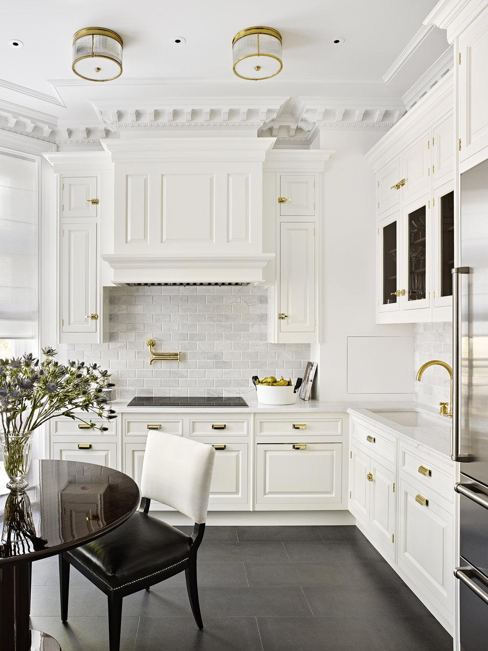 luxury condo kitchen Nashville