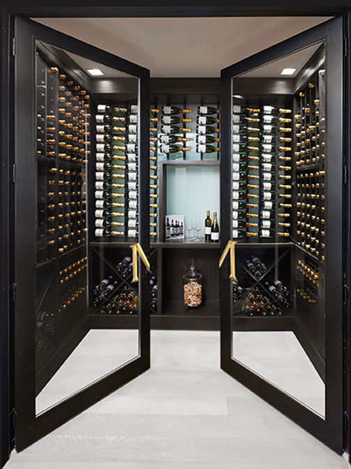 Private Wine Storage
