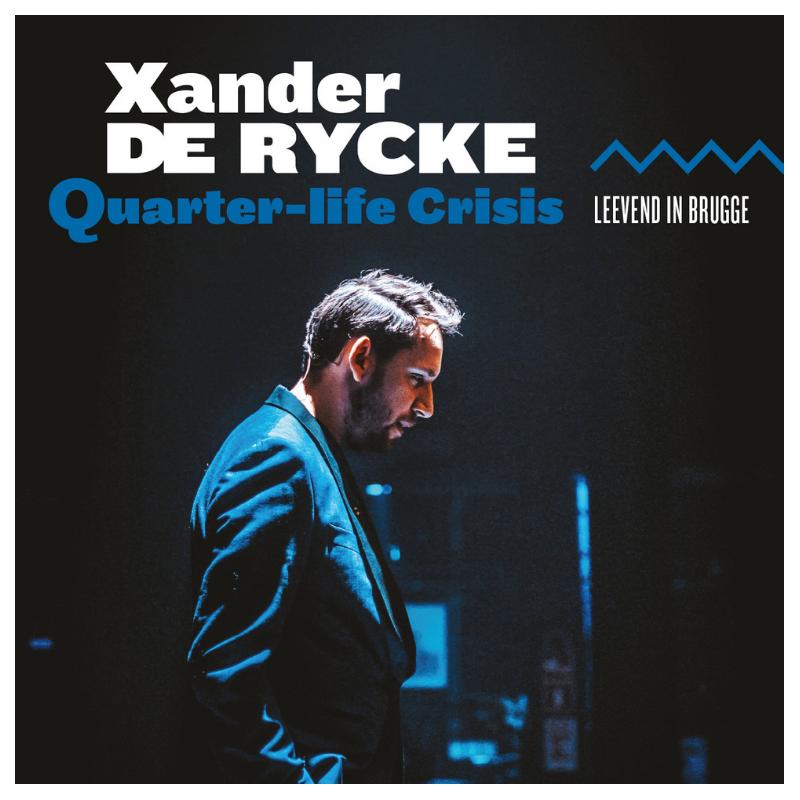 Het beste uit Xanders vierde zaalshow op deluxe vinyl. - NU VERKRIJGBAAR VIA DE WEBSHOP