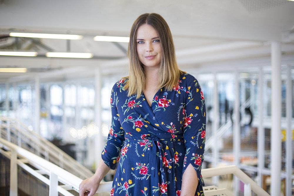 Britta Dahms, Marketing Manager at Workshop17