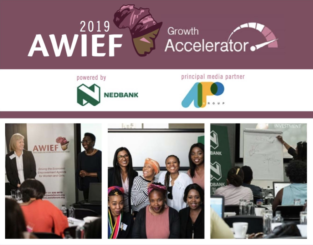 2019 AWIEF Growth Accelerator Programme