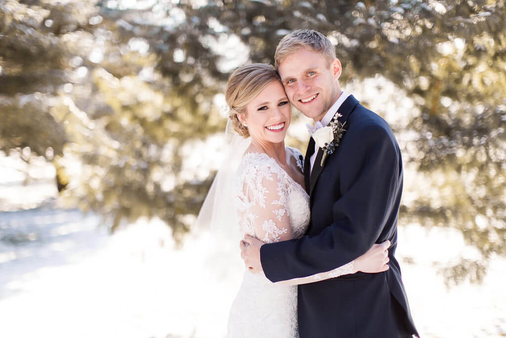 Bekah + Sam -- Claire Murray Photography -- Glenhaven Fab Wedding venue in Minnesota -- winter wedding45.jpg