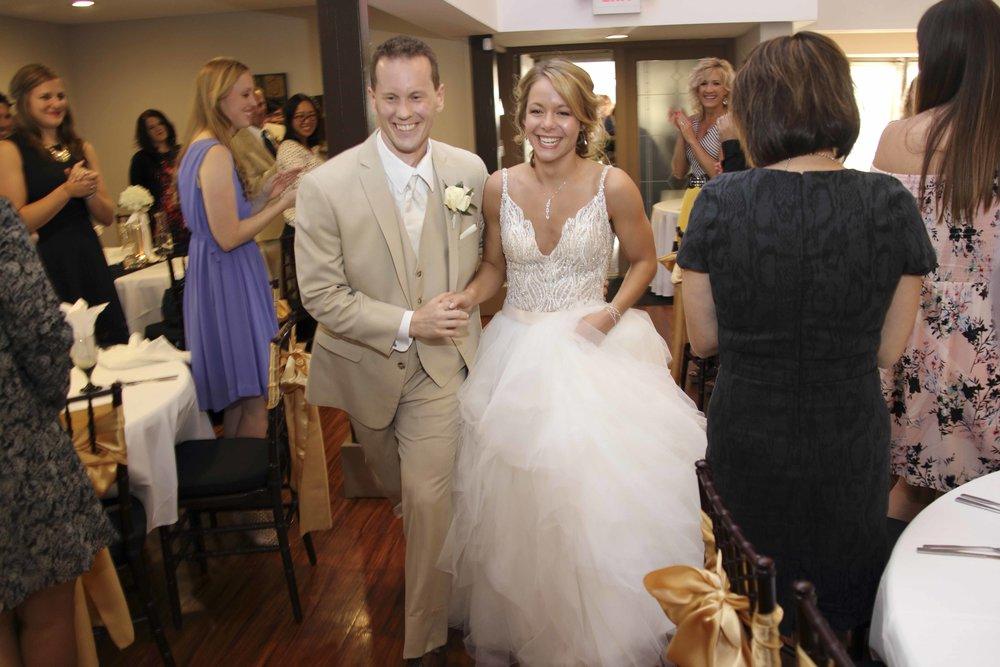 Fab! Weddings, Brant Hemingway, Minnesota weddings Rosehenge, grand march