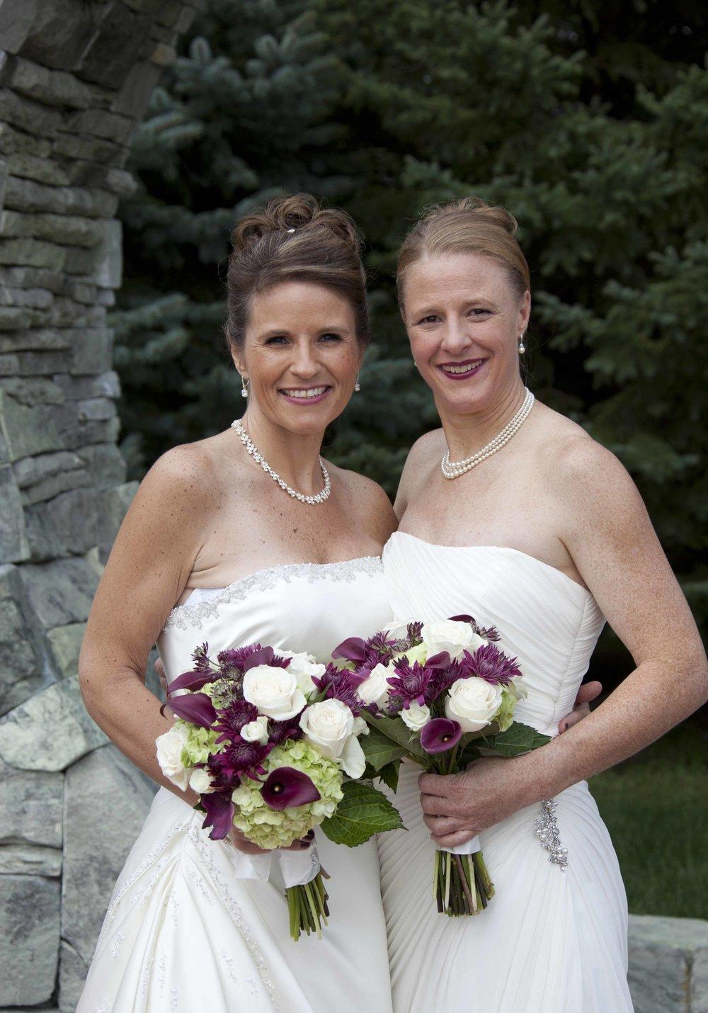 Fab! Weddings, Brant Hemingway, Minnesota weddings two brides