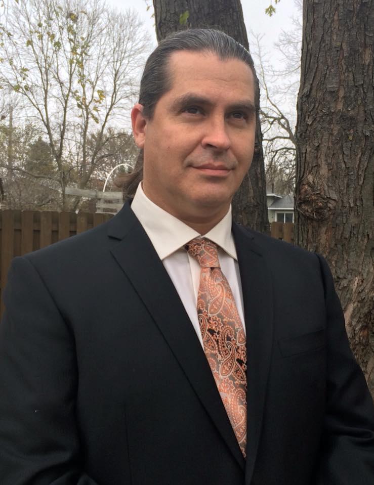 Matt Iverson wedding DJ and officiant