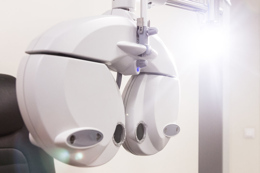 Cornerstone Eye Care and Dr. Landolfi offer a technology driven eye exam utilizing the latest in eye care equipment.