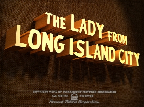 The Lady from Long Island City is a modern day noir. Julie, a TV exec, is being blackmailed by her ex-husband. Feeling trapped, she decides to hire Sam, a contract killer, to take him out. When Julie and Sam meet for the first time, there are surprises at every turn that neither could have expected. Starring Olivia Jampol and Marlowe Holden, written by Donaldo Prescod, directed by Kristan Seemel. Produced by Clea DeCrane, cinematography by Brendan Swift. Go to the  Seed&Spark  or  IMDb  page for more details.