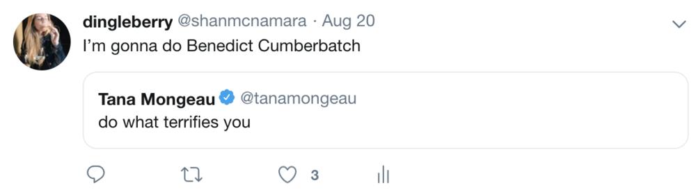 Still on my fearful bucket list