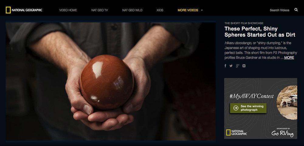 National Geographic Short Film Showcase