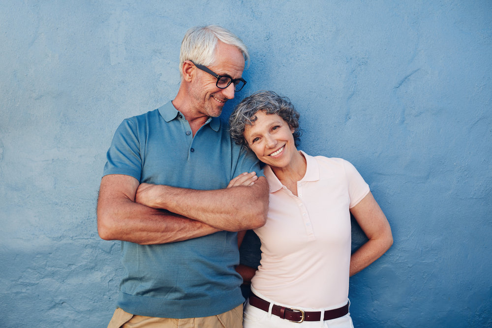 Couples Counseling for older couples