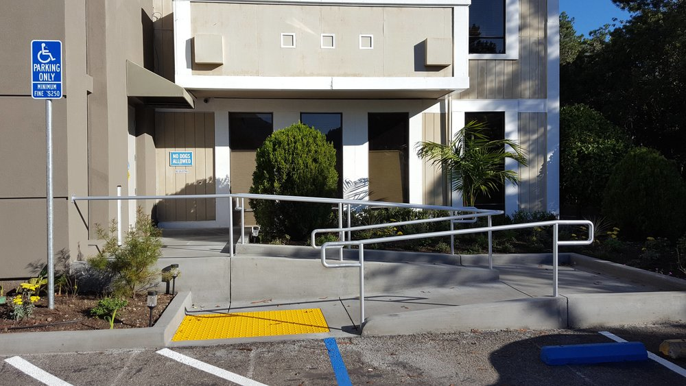 Wheelchair Accessible Office