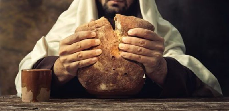 "Jesus said ""I am the bread of life..."" — First Presbyterian Church ..."
