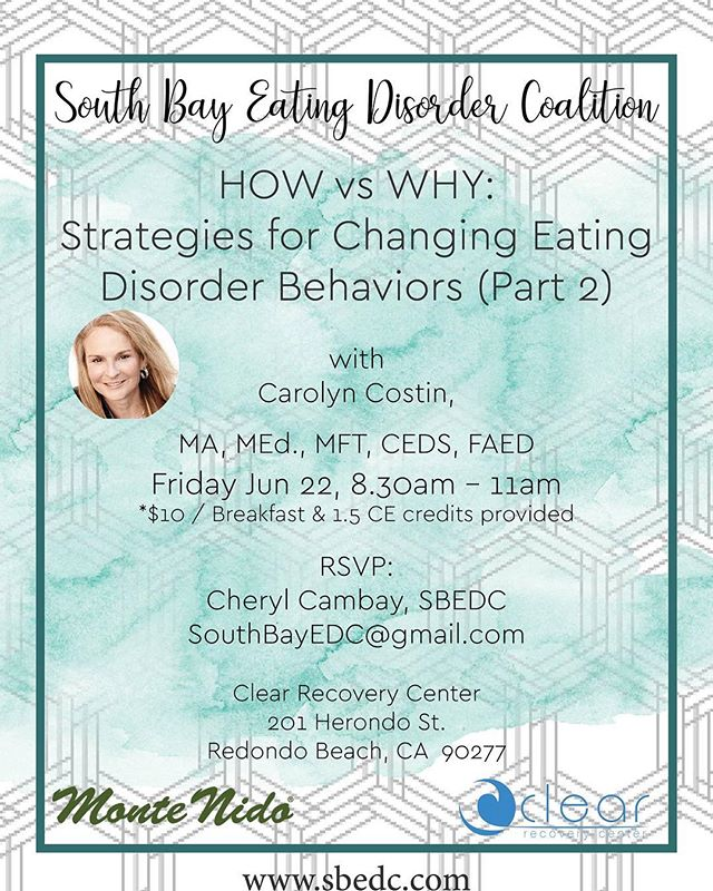 We look forward to seeing you this Friday!🙋🏼‍♀️ . . .  #healing  #eatingdisorders  #BEDRecovery #bingeeating #bingeeatingdisorder #effyourbeautystandards #bodyacceptance #Yoga #eatingdisordertreatment #therapy #nutrition #dieting #selflove #bodyimage  #loveyourbody  #bodypositive #dietitian #emotionaleating #dietitiansofinstagram #haes #intuitiveeating #hermosabeach #rdsofinstagram #rdchat #HAES  #dietitian  #losangeles #positivevibes #healthateverysize #bodykindness #community