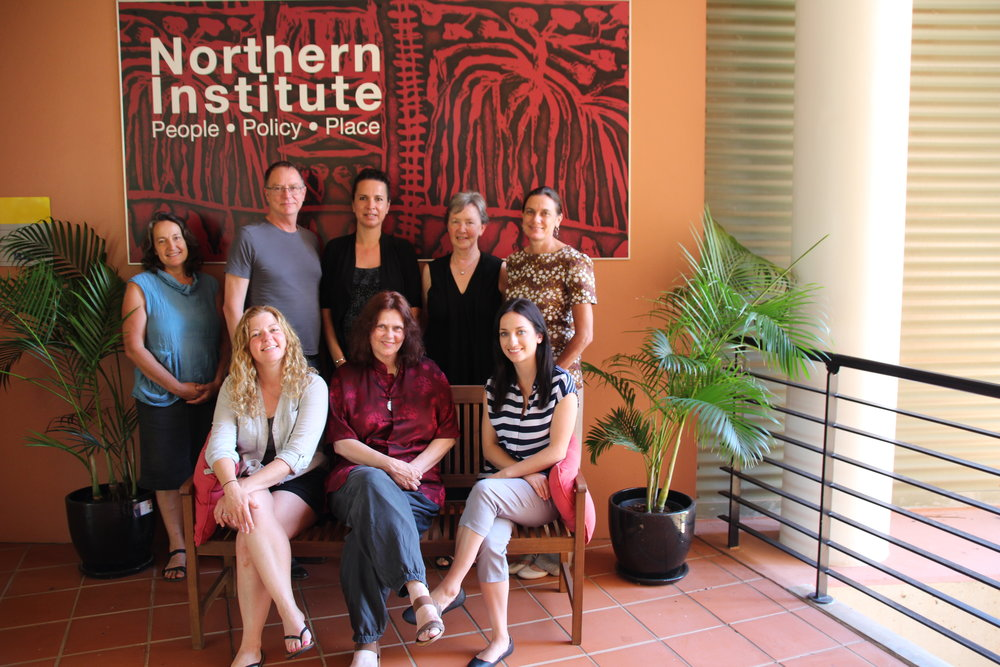Dr. Gary Groot and colleagues at the Northern Institute, Charles Darwin University, Australia