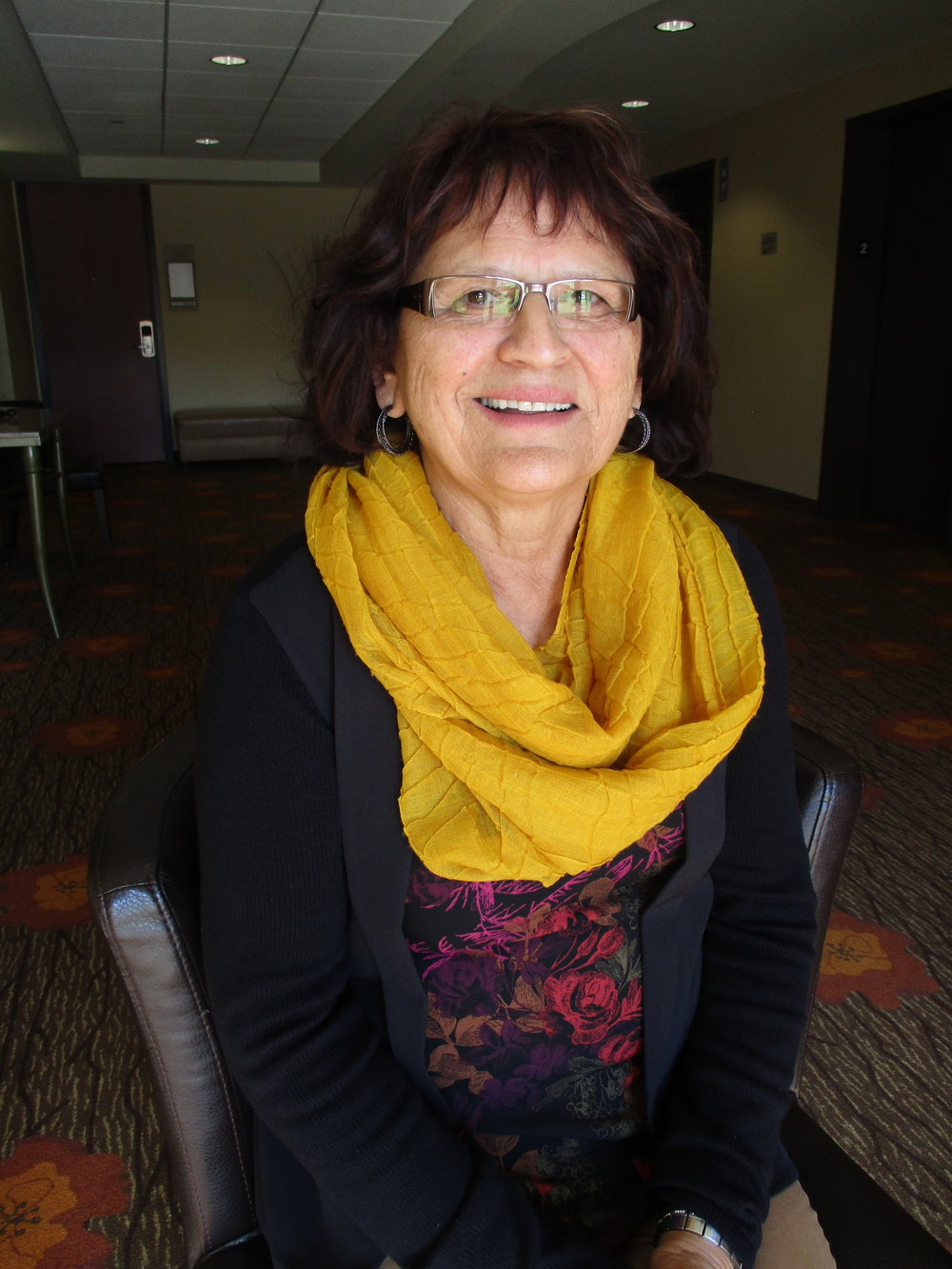 "A Journey with You - Indigenous Peer Navigation in Saskatchewan Cancer Care""My hope is to educate cancer patients so that it may ease the fear of the unknown, so when they hear the word"