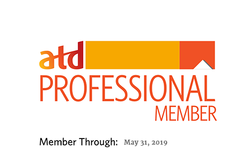 ATD National,  Member May 2017-2018