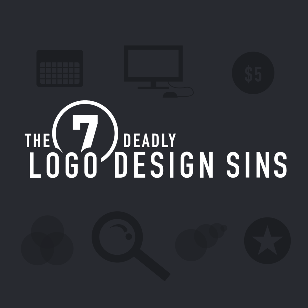 7 deadly logo design sins