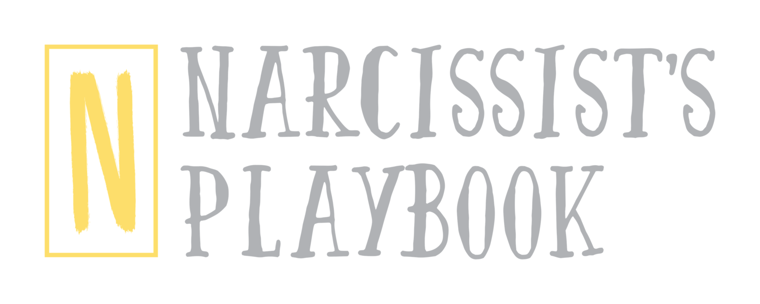 Narcissistic Playbook
