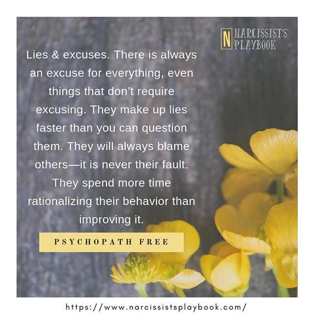 ----------------------------------------------------- EDUCATE | VALIDATE | EMPOWER Coaching, Support Group, Workshops Email:  kjbcoaching@gmail.com Website: www.narcissistsplaybook.com -------------------------------------------------------- #narcissistsplaybook #narcissistawareness #awareness #lifecoach #emotionalabuse #narcissist #psychopath #psychopathfree #narcissisticabuse #cheater #toxicpeople #hoovering #tactics #gaslighting #sentimental #betrayal #liar #bully #hoover #quoteoftheday #psychopath #sociopath #flyingmonkey #supply #redflags #grayrock #supply