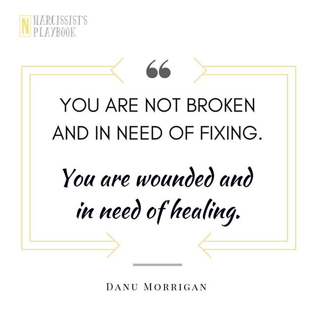 If you have been a target of emotional abuse the healing process does takes time.  You are not broken, it takes time, self love, kindness towards yourself and patience. -------------------------------------------------------- EDUCATE | VALIDATE | EMPOWER Coaching, Support Group, Workshops Email:  kjbcoaching@gmail.com Website: www.narcissistsplaybook.com -------------------------------------------------------- #narcissistsplaybook #narcissistawareness #awareness #lifecoach #emotionalabuse #narcissist #psychopath #psychopathfree #narcissisticabuse #cheater #toxicpeople #hoovering #tactics #gaslighting #sentimental #betrayal #liar #bully #hoover #quoteoftheday #psychopath #sociopath #flyingmonkey #supply #redflags #grayrock #supply