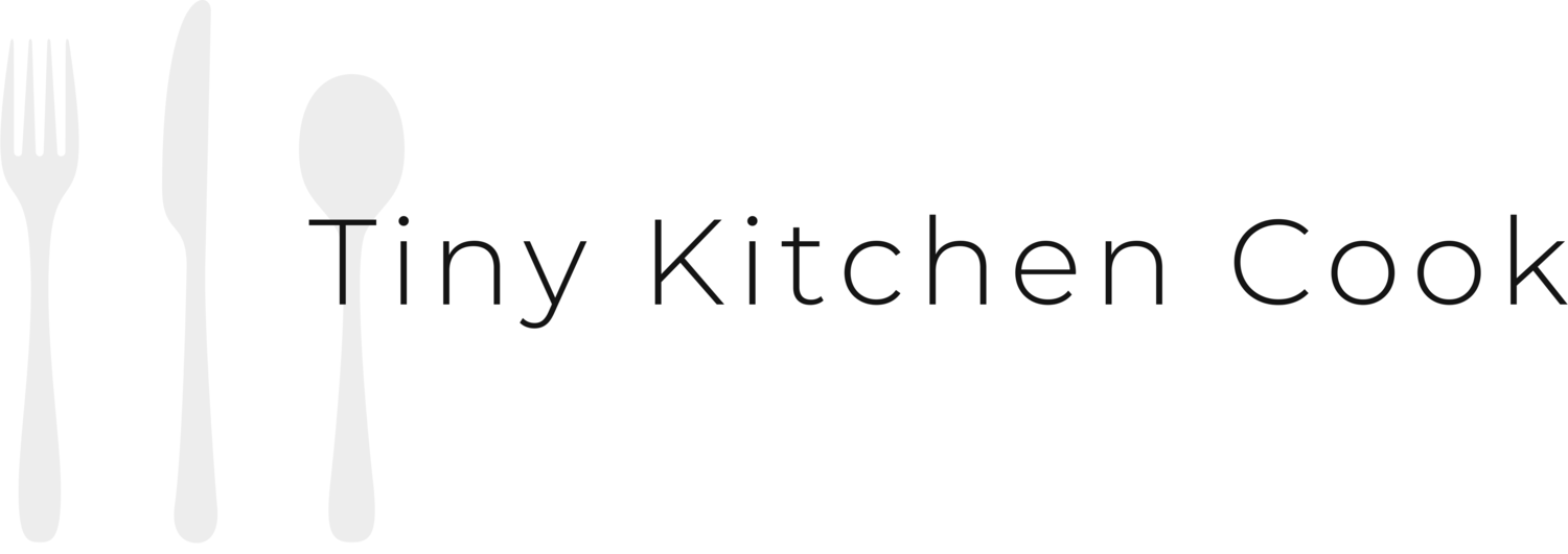 Tiny Kitchen Cook