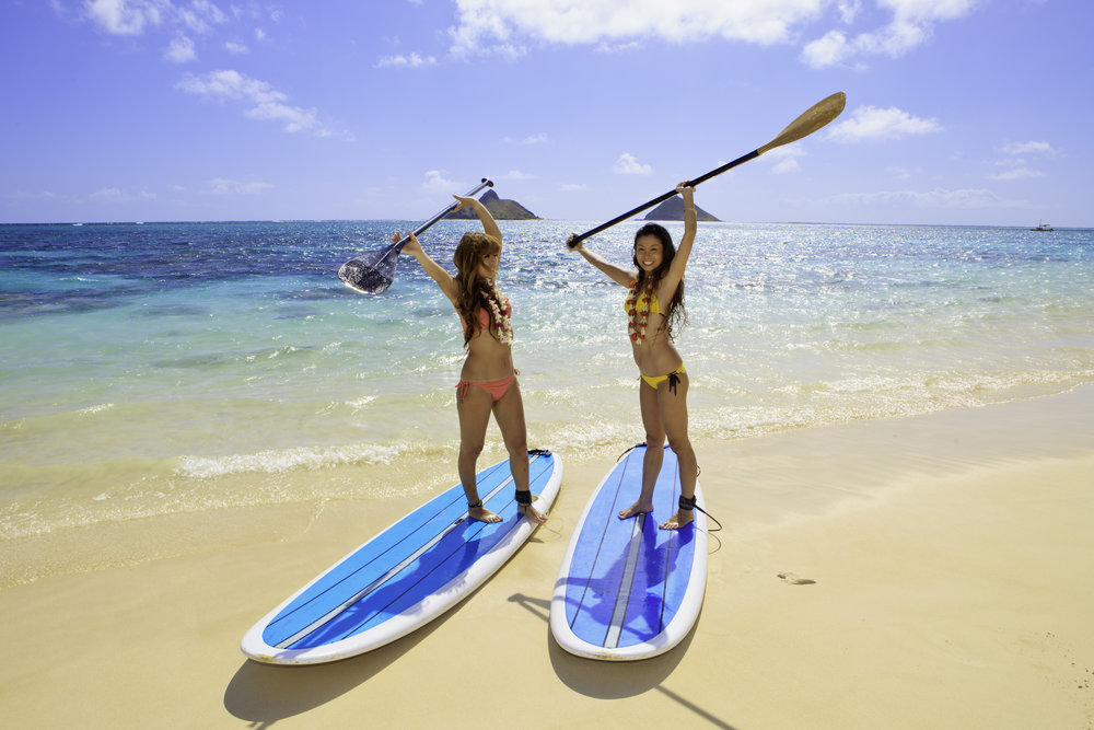 $139 - Stand up paddle board lesson