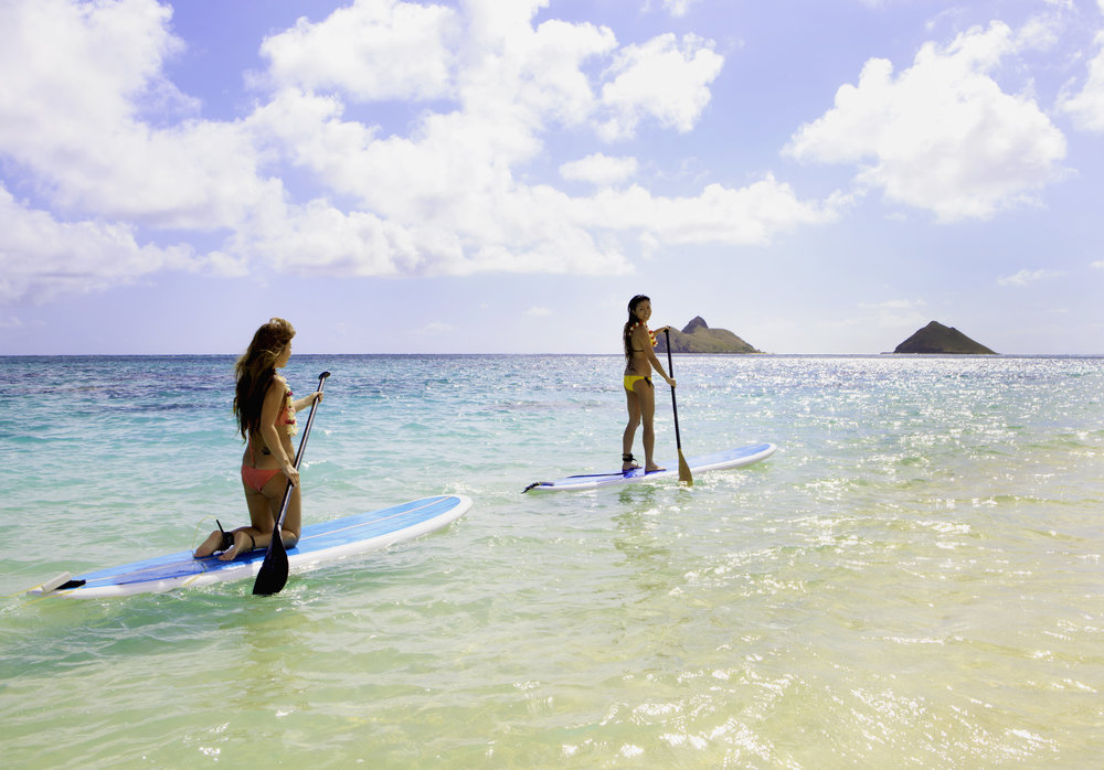 $99 - Self Guided SUp tour