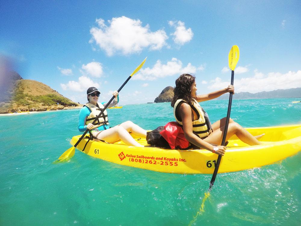 Best Kayaking Adventure on Oahu