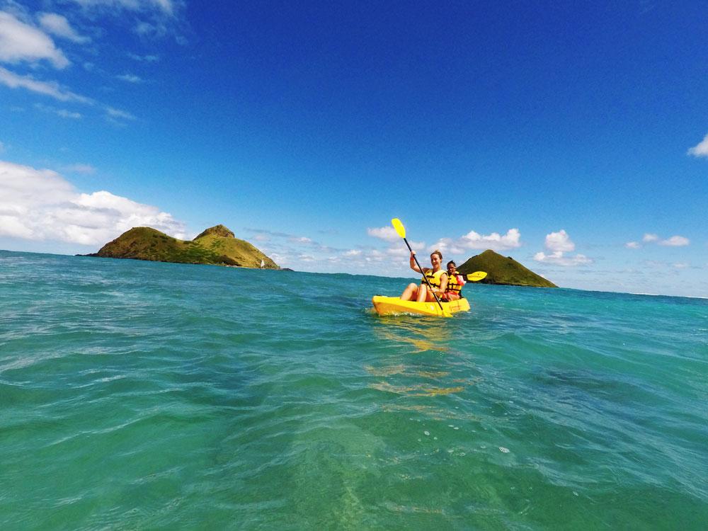 Best Kayaking on Oahu