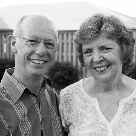 Barry and Joan Winton