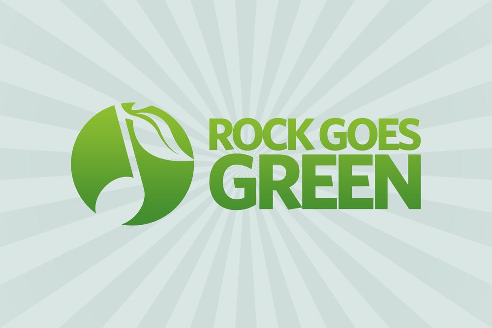 Rock Goes Green