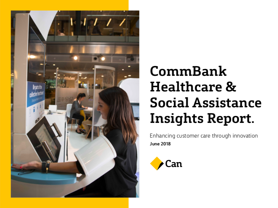 Feature in the CommBank Report