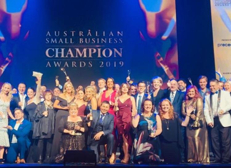 Australian Health Improvement Services Champions 2019