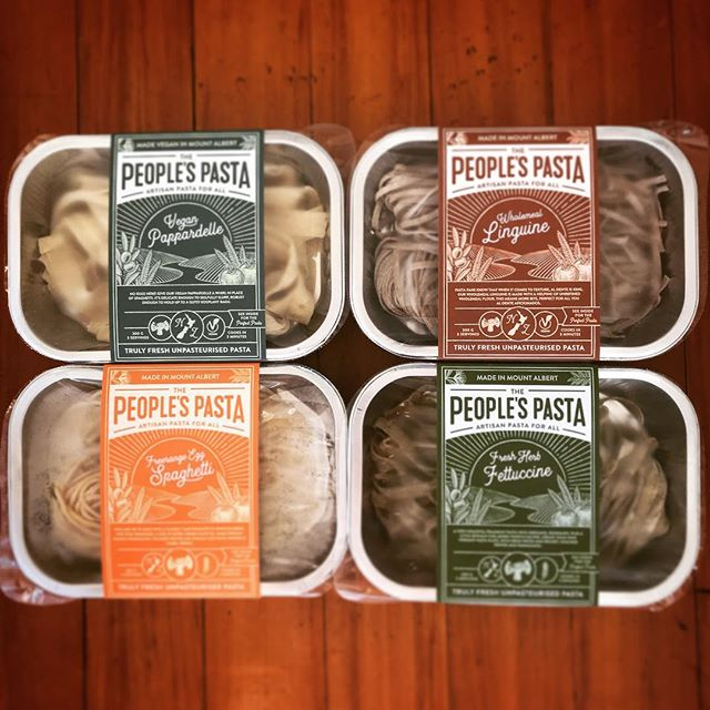 And here comes something fresh  @peoplespasta #pastaforall  #unpasterised