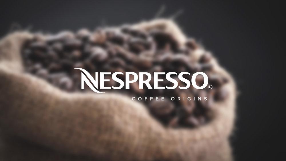 Coffee cookbook from Nespresso