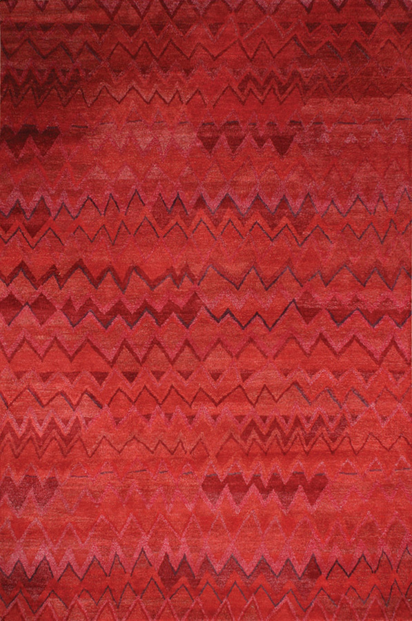 Bargello_Red