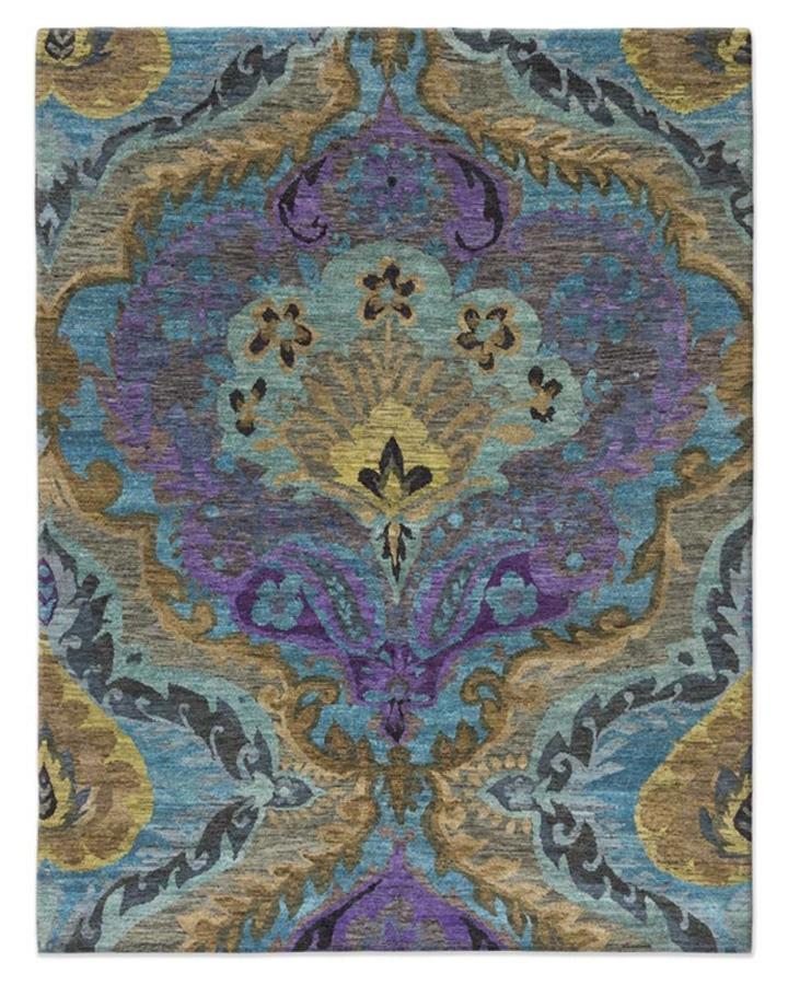 Galatea Turquoise Violet