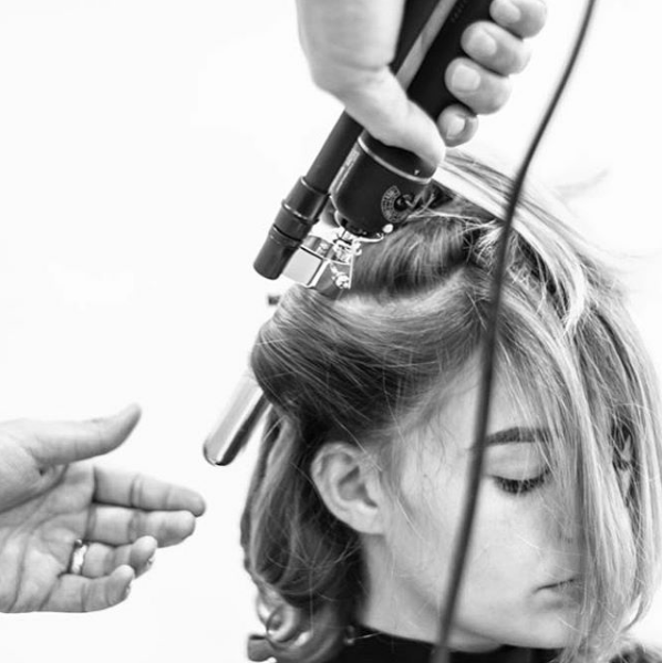 Hot Tools$20 - You can complete your blow dry or haircut with a curling iron or flat iron to lock in your set. This will add longevity to your look.