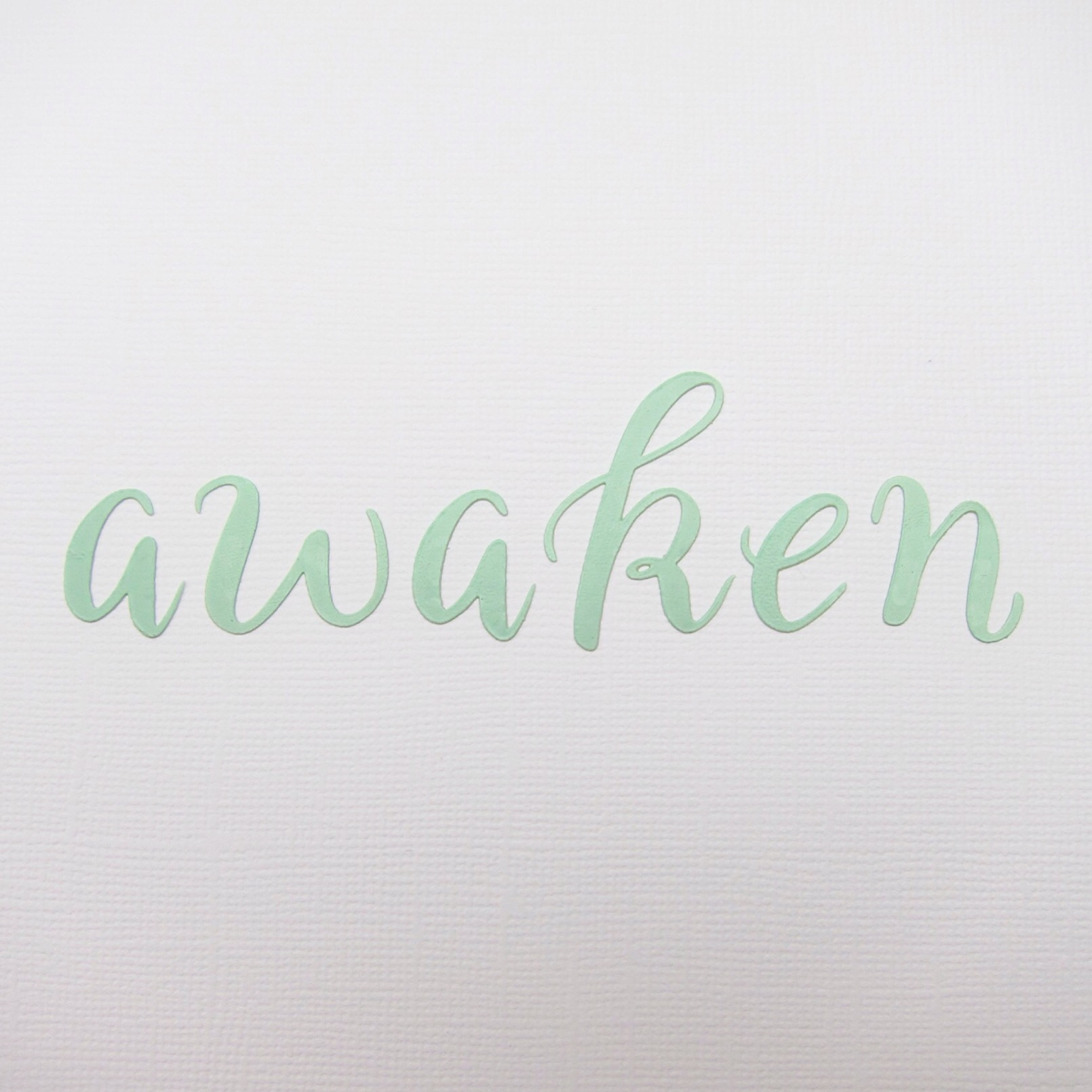 One Little Word - Awaken