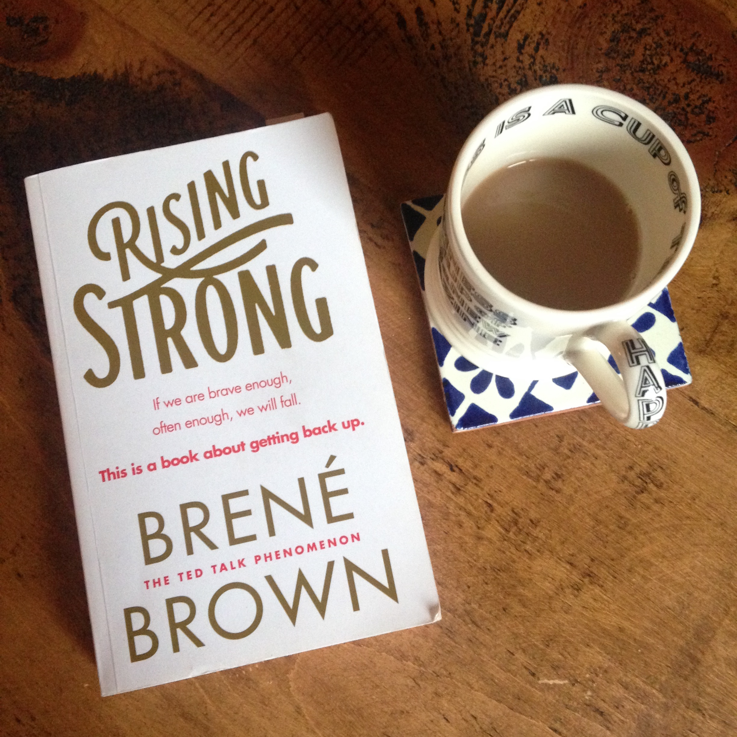 Reading Rising Strong