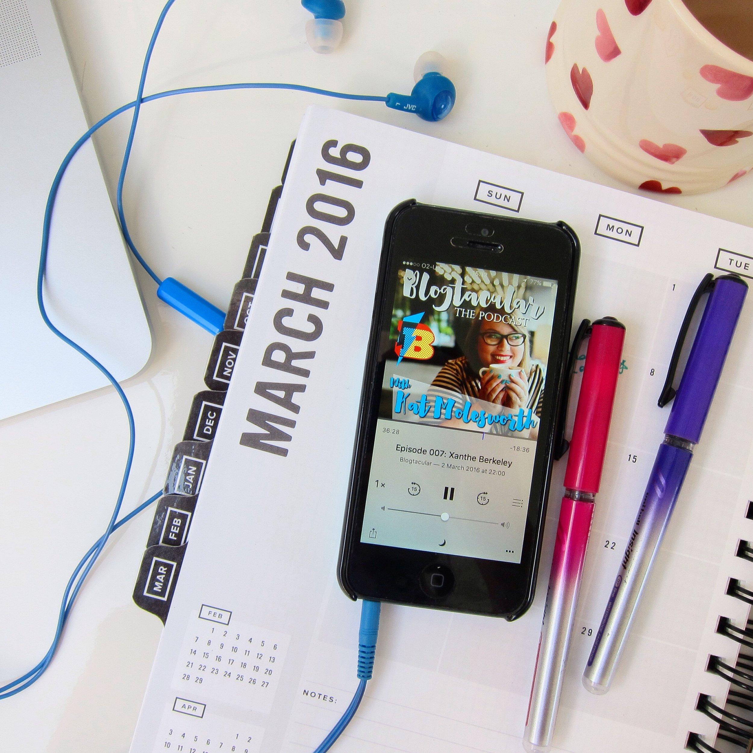 Blogtacular Podcast