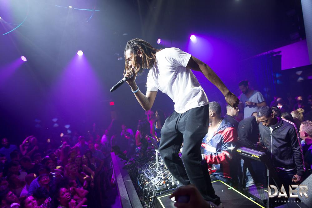 Fetty Wap performs live at Daer Nightclub