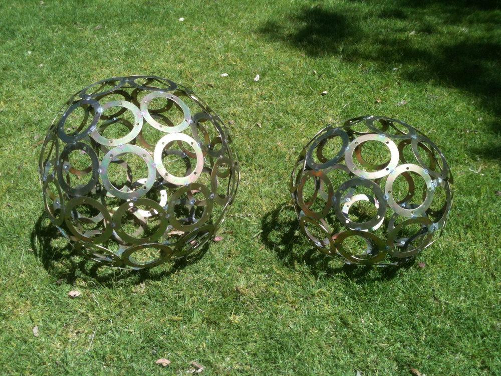 Ring Spheres Metal Sculpture 60cm and 80cm.jpg