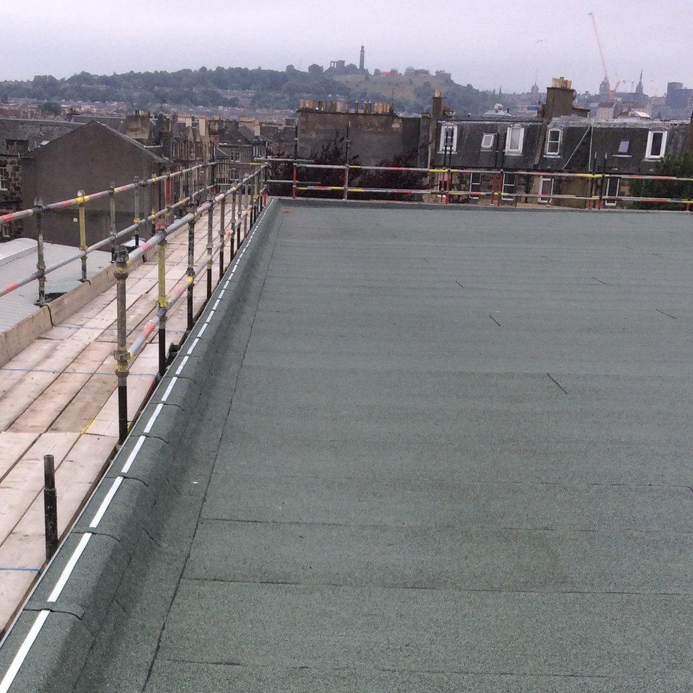 Platform Roofs -