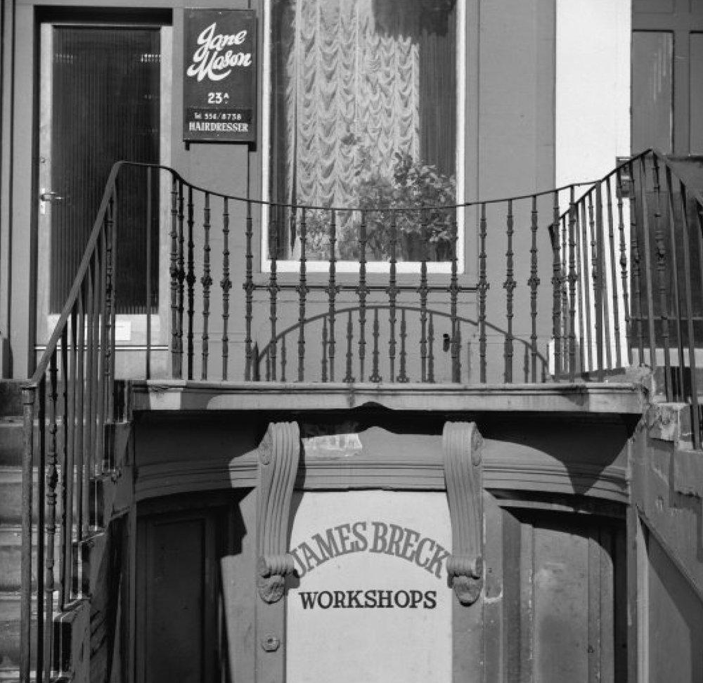 Original Workshop - Dundas Street, Edinburgh